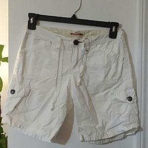 Unionbay cargo shorts size 5 all cotton